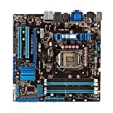 ASUS Socket 1156/Intel H55/HDMI/A and V and GbE/MATX Motherboard P7H55-M PRO