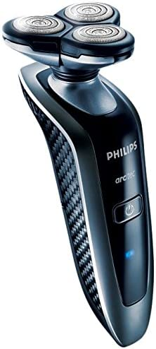Philips arcitec - Afeitadora (Batería, Rotación, Negro ...