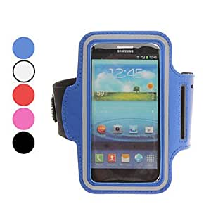 zxc Samsung S3 I9300 compatible Solid Color Plastic Waterproof Pouches , Black
