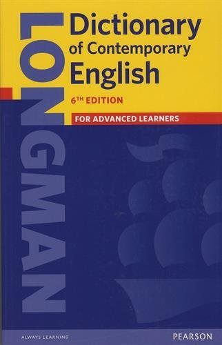 Read Online Longman Dictionary of Contemporary English 6 paper pdf