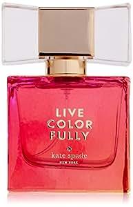 Kate Spade Live Colorfully Eau de Parfum, 1.7 Ounce