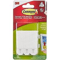 Command 17201 Kleefkabelbinder voor foto's, 4 stuks, handleiding alleen in het Engels