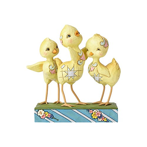 Jim Shore Spring - Enesco Jim Shore Heartwood Creek Trio of Chicks