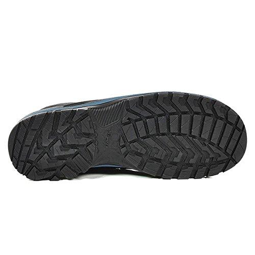 Elten 5440-41 Chaussures de sécurité Innox Work GTX Blue Lo S3 Taille 41