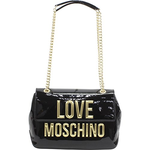 love-moschino-womens-black-raised-letter-logo-flap-over-crossbody-handbag
