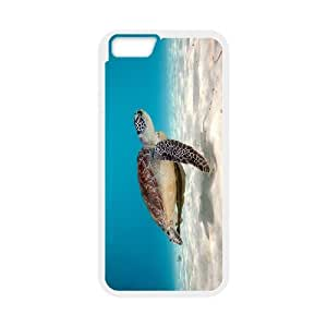 """QSWHXN Cover Shell Phone Case Tortoise For iPhone 6 Plus (5.5"""")"""