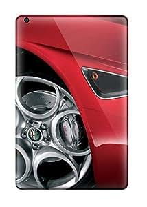 Premium Ipad Mini/mini 2 Case - Protective Skin - High Quality For Alfa Romeo 8c Competizione Photo