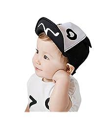 Susenstone Children Hat Summer Mesh Soft Brim Flanging Sun hat Baseball Cap