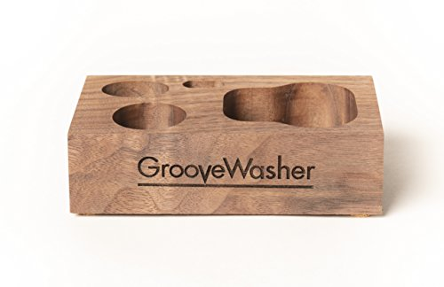Groovewasher - Walnut Display Block