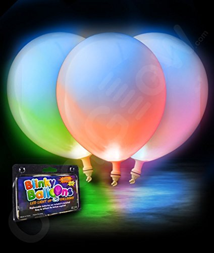 Fun Central AH946 Blinky Balloons product image