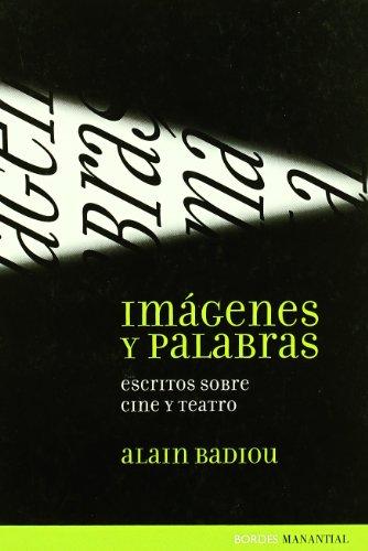 Descargar Libro Imagenes Y Palabras Alain Badiou
