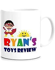 FMstyles Ryan Toy Review Fan المطبوعة القدح