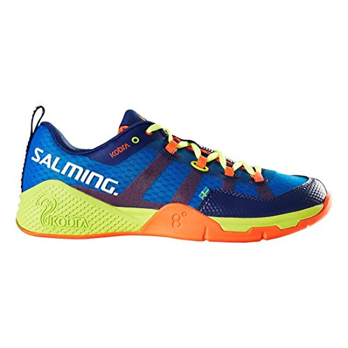 Salming Kobra Men's Blue Kobra Salming Shoe Salming Blue Shoe Men's Kobra wqnfI1A
