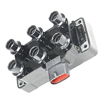 Amazoncom Eccpp Ignition Coil Pack Of 1 Compatible With