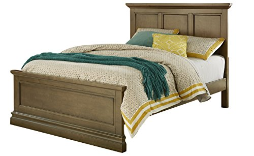 (Westwood Design PR-FB-8048FB-CAS-C Pine Ridge Bed, Full, Cashew)
