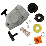HURI Recoil Pull Starter with Repair Kit for Stihl TS410 TS420 Cut Off Saw