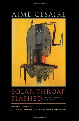 Download Solar Throat Slashed: The Unexpurgated 1948 Edition (Wesleyan Poetry Series) PDF