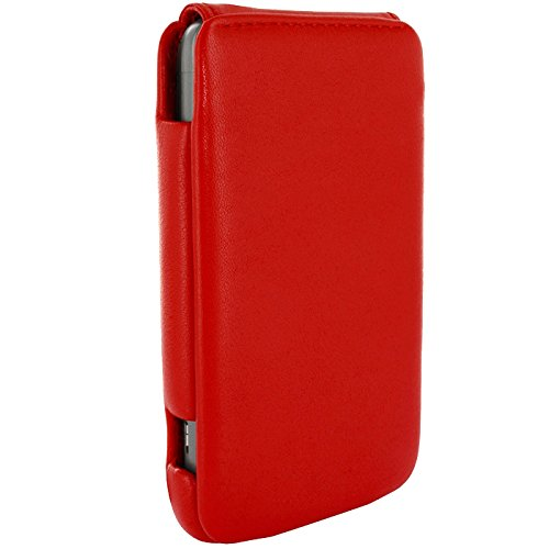 Piel Frama Wallet Case for HTC Thunderbolt - Red by Piel Frama