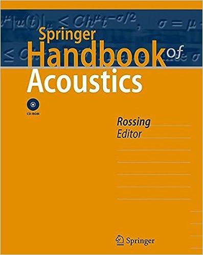 Of master pdf handbook acoustics