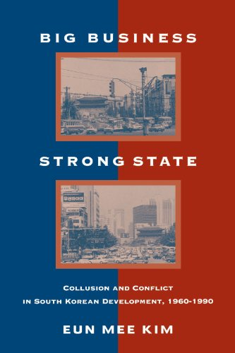 Big Business, Strong State: Collusion and Conflict in South Korean Developments, 1960-1990 (Suny Series, Korean Studies)