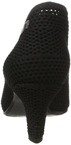 Mid nude Noir Fold Lite United Escarpins Femme 7dtqzz