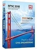 RPSC 2018 AE Exam: Civil Engineering Practice Book: 3500 MCQs
