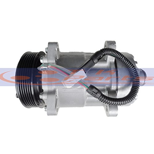Amazon.com: TKParts New A/C Compressor For PEUGEOT 206 306 406 605 607 806 Boxer Expert Partner: Automotive