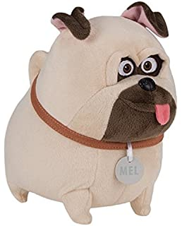 The Secret Life of Pets Movie Collectible Plush Buddy Mel