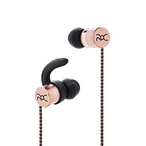 ROC Wired Microphone Earbuds Copper (Model III - Copper) by RoC