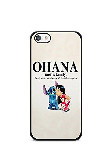 Coque Iphone X Lilo Stitch Tortue love Ohana citation Disney case swag REF11738