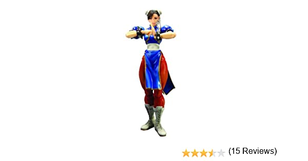 STREET FIGHTER IV - CHUN LI - PLAY ARTS - 24 cm: Amazon.es ...