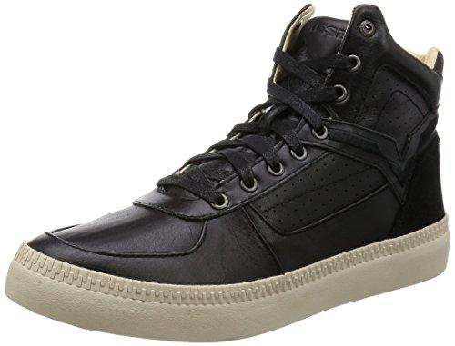 DIESEL Sneaker Mid Nero Spaark Uomo S Nero rqwZzrR