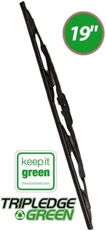 Tripledge Green Wiper Blades 19