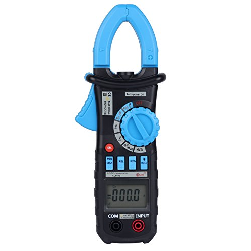 A Digital Clamp Meter 400 : Clamp meters bside acm auto range digital meter