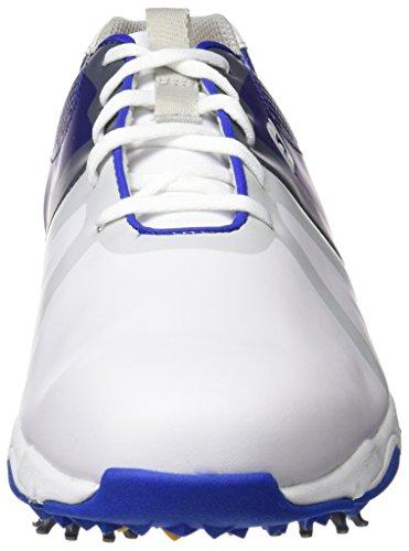 Hommes Les Dynamisent Fj Formateurs 58107 Azul Multicouleur Des Footjoy blanco wwp6qxErn