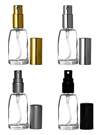 Amazon.com: riverrun Colonia Perfume atomizers de botellas ...