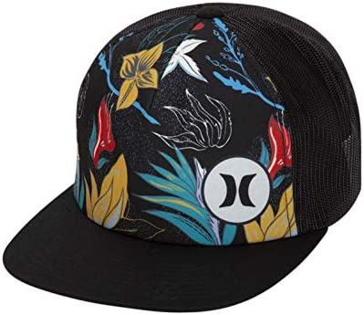 Hurley M Mixtape 2.0 Hat Gorras, Hombre, Black, 1SIZE: Amazon.es ...