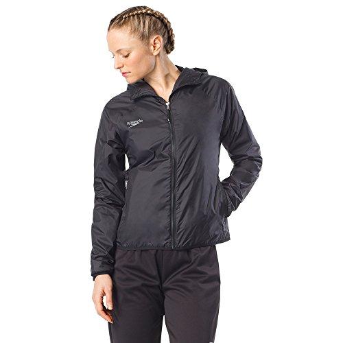 - Speedo Elite Female Jacket, Black, Small