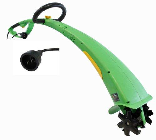 "New Power Glide 1/3 HP 6"" Cutting Width Corded Electric Garden Tiller/Cultivator"