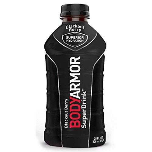 BodyArmor SuperDrink Blackout Berry Bottles product image