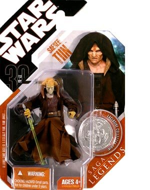 (Star Wars Saga Legends8211; Saesee Tiin)