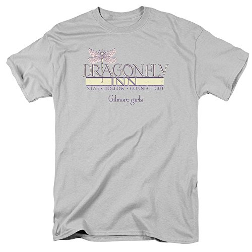 Gilmore Girls Comedy Drama TV Series Wb Dragonfly Inn 2 Adult T-Shirt Tee