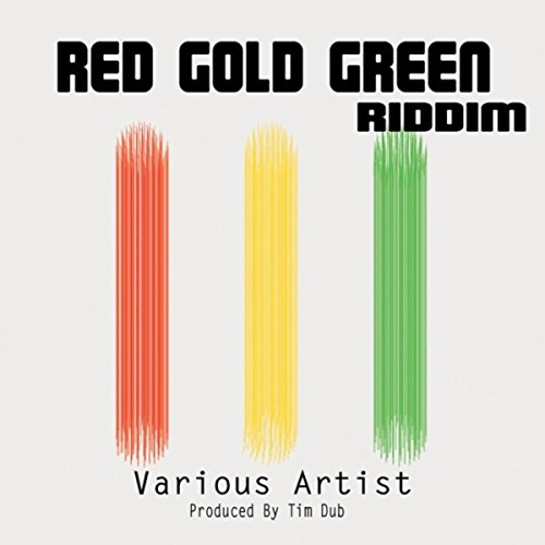 Red Green Gold - Red Gold and Green