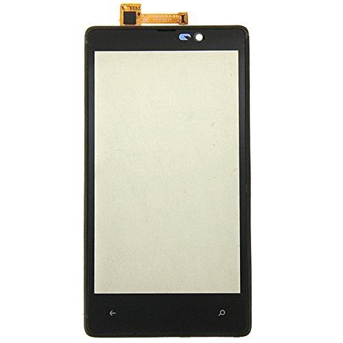 Handy-Ersatzteile , iPartsBuy Touchscreen mit Rahmen für Nokia Lumia 820