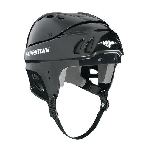 Mission Erwachsene Helm M15, Weiß, M, 1033708