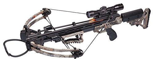 CenterPoint Specialist XL 370 Camo- Crossbow Package ()