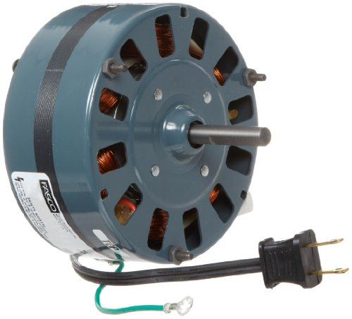 """Fasco D1036 5"""" Frame Open Ventilated Shaded Pole Ventilat..."""