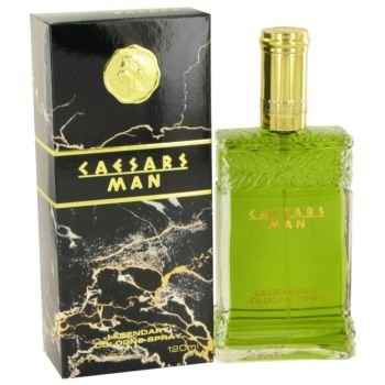 - Caesars Man ~ Legendary Cologne Spray 4.0 oz / 120 ml New in Box