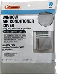Frost King AC5H Outside Window Air Conditioner Cover, 20 x 28 x 30-Inch