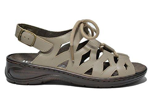 Ara Sandali scarpe donna taupe plantare estraibile 56550-24